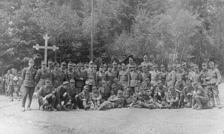 Tábor rumunské armády